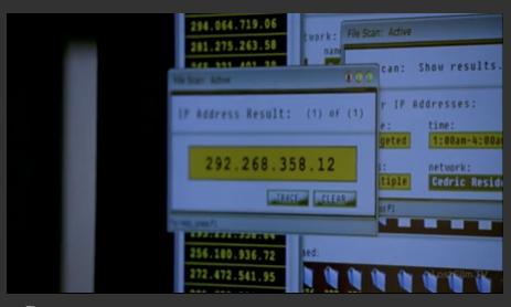 Типа IP-адрес