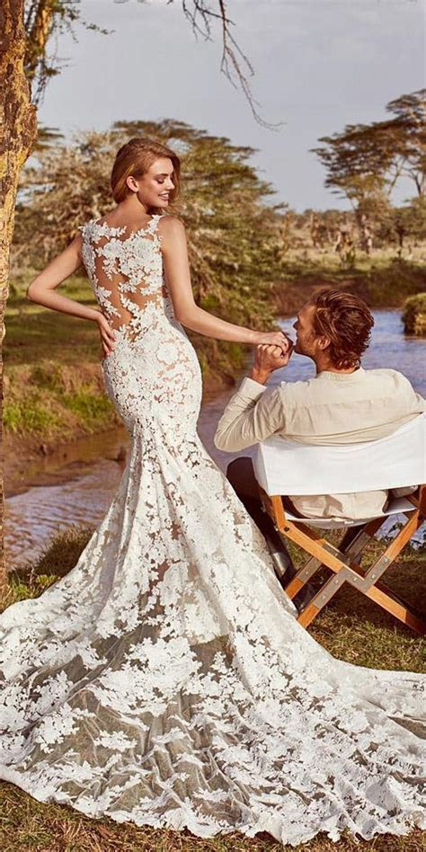 27 Fantasy Wedding Dresses From Top Europe Designers