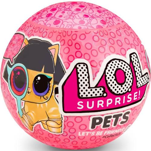 L.O.L. Surprise Surprise Pets Ball Series 4 Collectible Dolls
