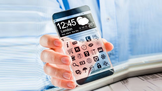 Future mobile phones - what's coming our way?