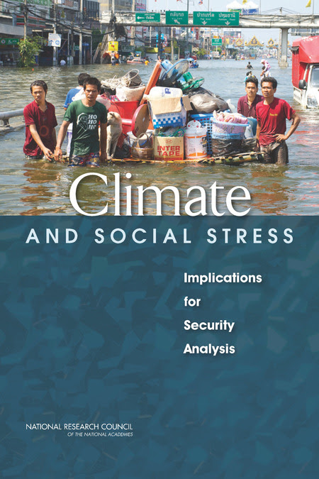 Climate and Social Stress: Implications                              for Security Analysis