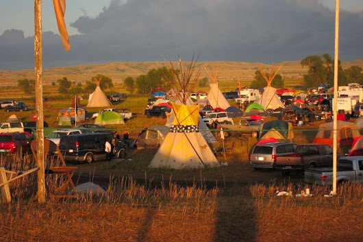 The North Dakota Access Pipeline: a Tale of Two Characters - San Diego Free Press
