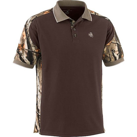 Big Game Pro Hunter Performance Polo | Legendary Whitetails