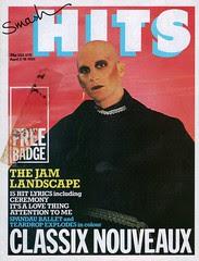 Smash Hits, April 2, 1981