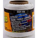 89-Wa #18 X 250' Tw White Nylon Seine Twine