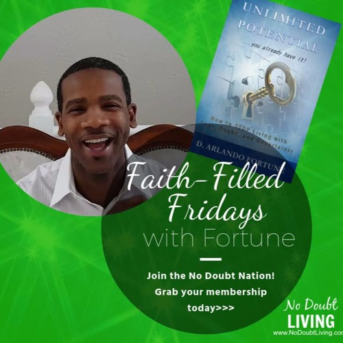 What's the World Telling You? - Faith-Filled Fridays Ep 022 by No Doubt Living podcast