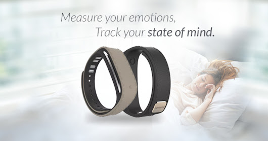CLICK HERE to support sensmi, a smart wristband for the soul