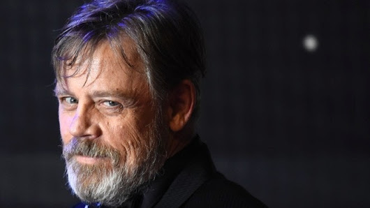 'Star Wars': Mark Hamill shares 'perhaps the very first' Luke Skywalker picture