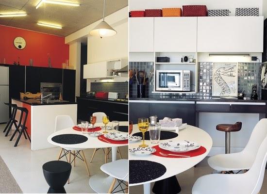 Ideas para planear un comedor diario en la cocina blog y - Comedor en la cocina ...