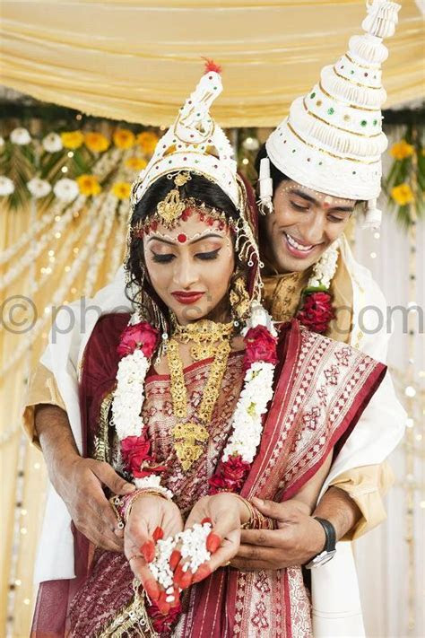 17 Best images about Bengali Wedding on Pinterest