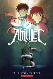 Amulet, Vol. 1: The Stonekeeper