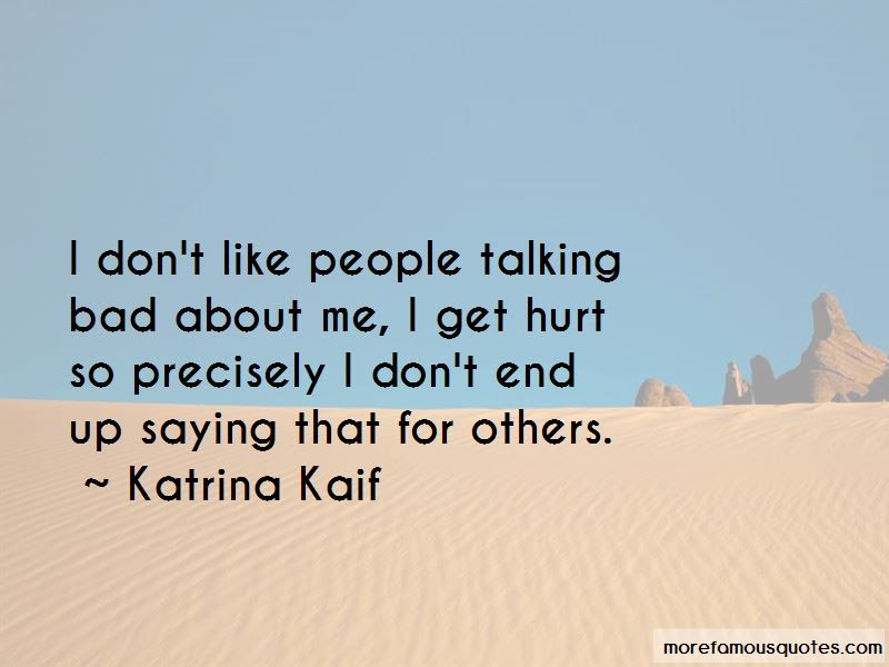 Quotes About Talking Bad About Others Top 3 Talking Bad About