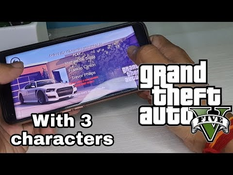 GTA V Latest 2021 May for android