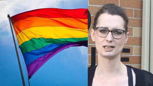 UBC student defends burning pride flag