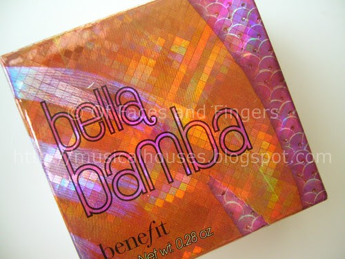 benefit bella bamba box