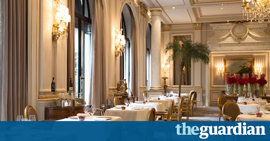 Le Cinq, Paris: restaurant review | Life and style | The Guardian