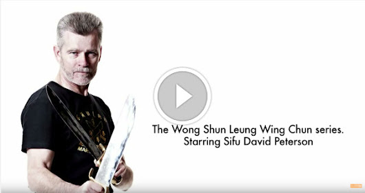 Handling the hooking punch by David Peterson - WingChunKungFu.eu