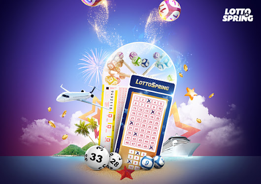LottoSpring – Play for Free with Social Lotto!