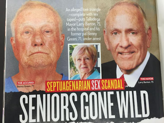 UPDATED: Latest issue of People magazine features spread on Barton-Green 'sex scandal'