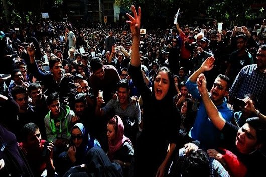 Women Arrested During Iran Protest - Iran News Wire