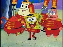 spongebob band, self esteem