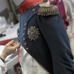 Vérification de la tension du textile