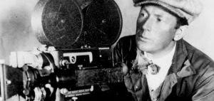 Friedrich Wilhelm Murnau, director de 'Nosferatu'
