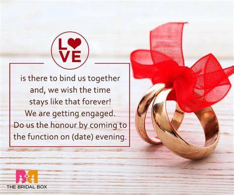 Engagement Invitation Wording: Top 10 Beautiful Invitation