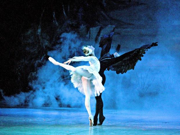 """Espetáculo """"O Cisne Negro"""" conta com 40 talentos russos. (Foto: Assessoria/divulgação)"""