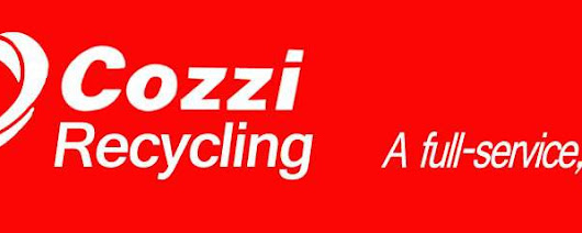 blog news Archives - Cozzi Recycling  847-233-0300