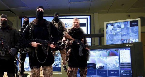 داعش والنظام السوري