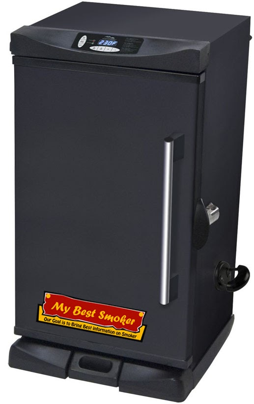 Review Of Masterbuilt 30-inch Digital Electric Smoker