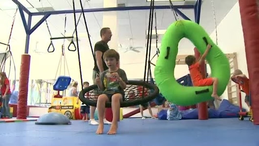 Gym geared towards kids with Autism strives to include all