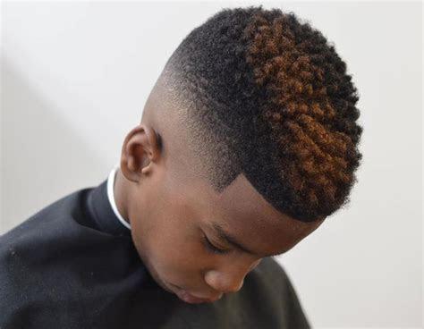 nice cool ideas black boy haircuts cute