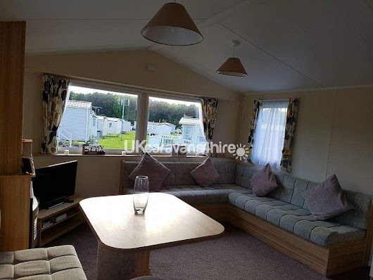Static Caravan for Hire on Parkdean Resorts Cayton Bay Caravan Park