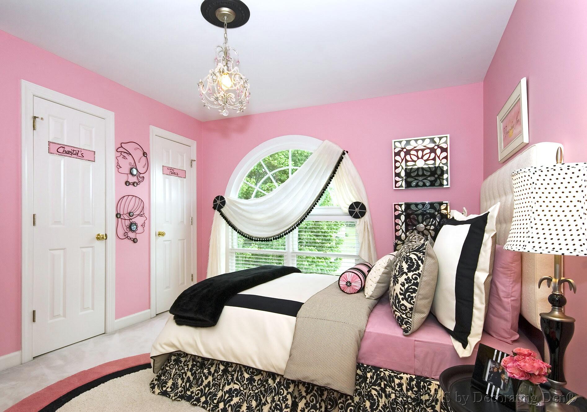 Bedroom Decorating Ideas For Teenage Girl