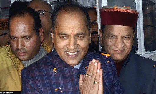 Will do away with Himachal's 'retired & tired' officers and VIP culture: Jairam
