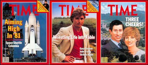 some Time covers from 1981