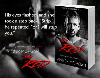 #NewRelease Mr. Red by @AmberMorgan from @evernightpub