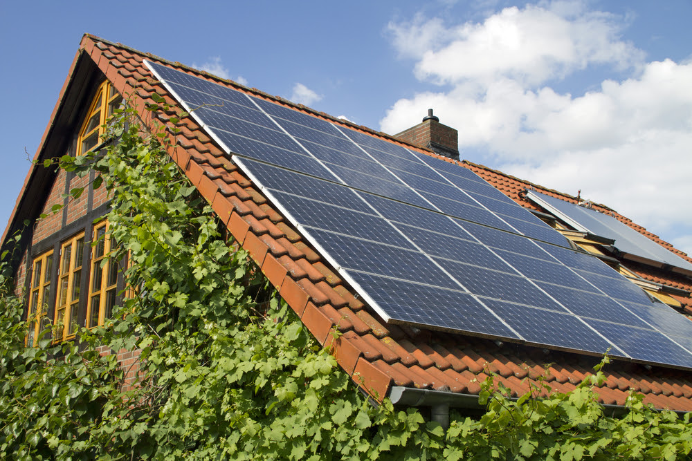 Residential solar energy grants
