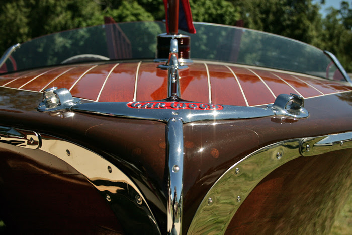 Brass in the Grass Garwood Detail