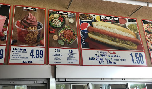 It's true: Polish hot dogs are out at Costco and acai bowls are in