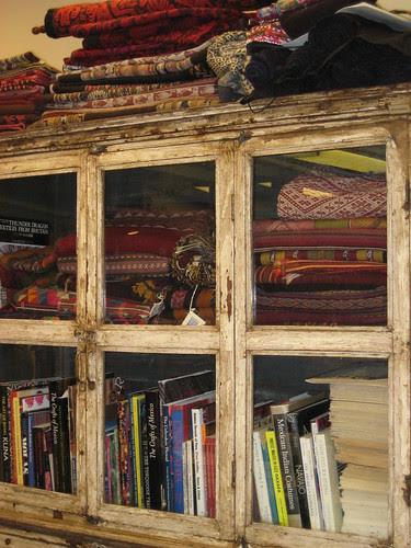 Maiwa library/workshop
