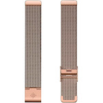 Fitbit Metal Mesh Watch Strap for Fitbit Inspire - Rose Gold