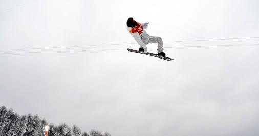USA-Shaun White. Takes Gold🏆 SNOWBOARDING- Gold Medalist Men's Halfpipe.. What A Run !!! 🏂 Congratulations...