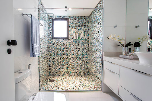 Create the optimal shower room
