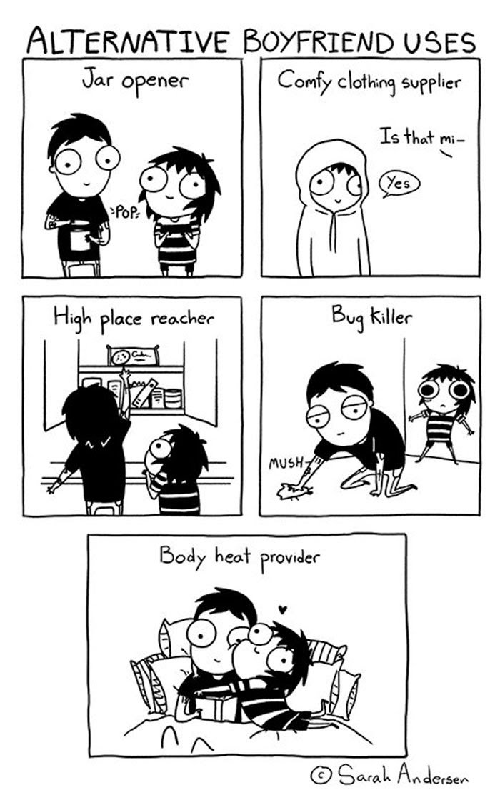 Funny Relationship Comics