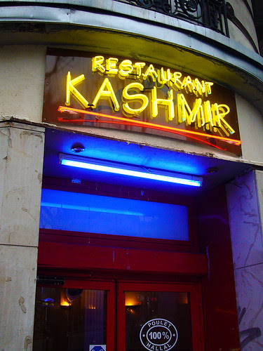 paris, restaurant kashmir