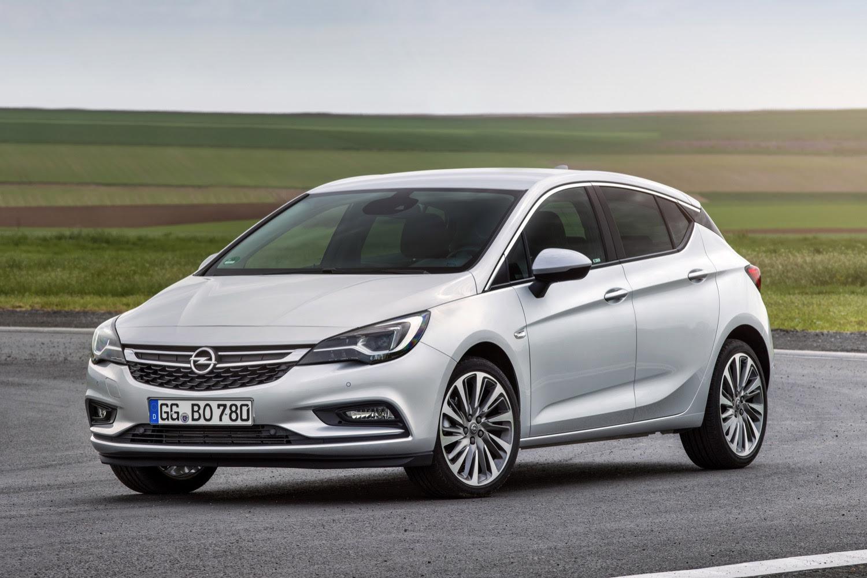 Opel Astra K BiTurbo Diesel Hatchback \u20ac27,310  GM Authority