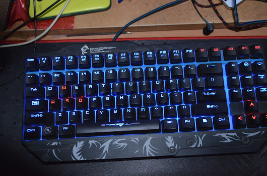 Dragonwar GK-005 M-Matador Compact Gaming Keyboard Review - Absolute Gizmos